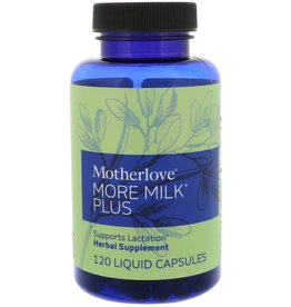 baby store in Canada - MOTHERLOVE Motherlove More Milk Plus 120Capsules