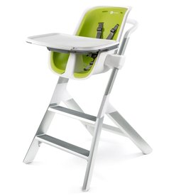 baby store in Canada - 4MOMS HIGH CHAIR WHITE/GREEN