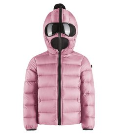 baby store in Canada - AI RIDERS AI RIDERS DOWN JACKET NYLON RIPSTOP WITH BUILT-IN LENSES PINK