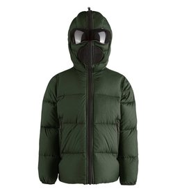 baby store in Canada - AI RIDERS AI RIDERS DOWN PUFF HOODED JACKETS+LENSES CYPRESS GREEN