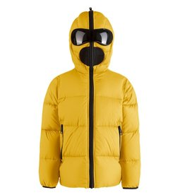 baby store in Canada - AI RIDERS AI RIDERS DOWN PUFF HOODED JACKETS+LENSES SULPHUR YELLOW
