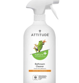 baby store in Canada - ATTITUDE ATTITUDE BATHROOM CLEANER  800ML