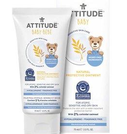 baby store in Canada - ATTITUDE ATTITUDE NATURAL PROTECTIVE OINTMENT 75ML