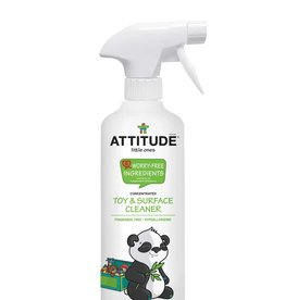 baby store in Canada - ATTITUDE ATTITUDE TOY & SURFACE CLEANER LITTLE ONES 475ML