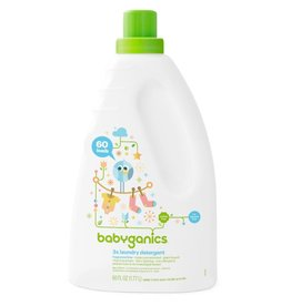 baby store in Canada - BABYGANICS BABYGANICS LAUNDRY DETERGENT FRAG FREE 60OZ