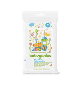 baby store in Canada - BABYGANICS BABYGANICS TOY & HIGHCHAIR WIPES 25 CT