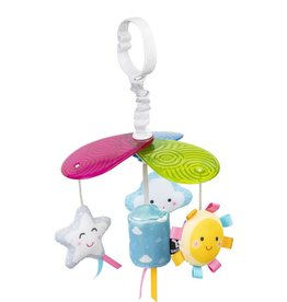 baby store in Canada - BENBAT BENBAT GRAB & GO MOBILE RAINBOW