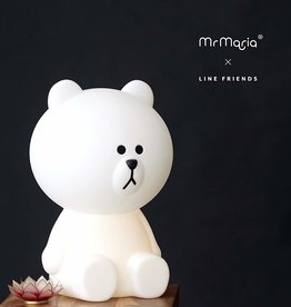 baby store in Canada - MR MARIA MR MARIA BROWN XL LAMP