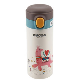 baby store in Canada - OUDON OUDON KIDS THERMAL WATER BOTTLE MINT