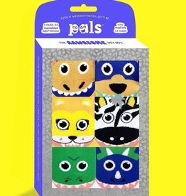 baby store in Canada - PALS SOCKS PALS RAWRSOME MISMATCHED SOCKS GIFT BOX
