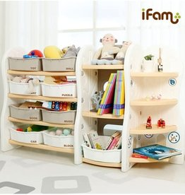 baby store in Canada - IFAM IFAM DESIGN TOY ORGANIZER TYPE 6