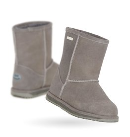 baby store in Canada - EMU EMU Toddler Bootie Brumby Lo Charcoal