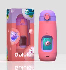 baby store in Canada - GULULU GULULU THE INTERACTIVE WATER BOTTLE & HEALTH TRACKER FOR KIDS - PINK