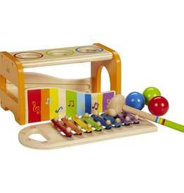 baby store in Canada - HAPE HAPE POUND AND TAP BENCH