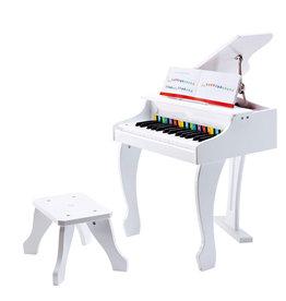 baby store in Canada - HAPE HAPE DELUXE GRAND PIANO WHITE