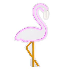 baby store in Canada - SUNNYLIFE Sunnylife Neon LED Wall Light Flamingo
