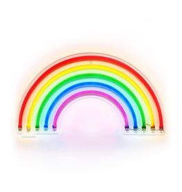baby store in Canada - SUNNYLIFE Sunnylife Neon LED Wall Light Rainbow