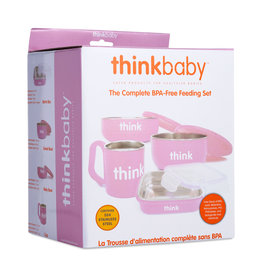 baby store in Canada - THINKBABY THINKBABY FEEDING SET