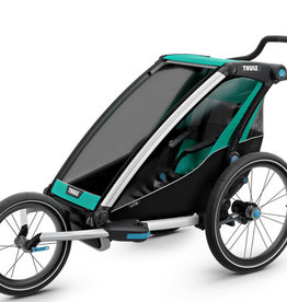 baby store in Canada - THULE THULE CHARIOT LITE BLUE GRASS/BLACK