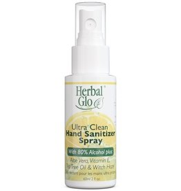baby store in Canada - HERBAL GLO HERBAL GLO ULTRA CLEAN HAND SANITIZER SPRAY 60ML