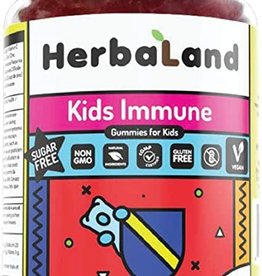 baby store in Canada - HERBALAND HERBALAND GUMMIES FOR KIDS IMMUNE BOOST
