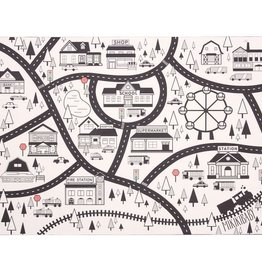 baby store in Canada - MIKIKIBABY MIKIKIBABY DOODLE & PLAY MULTIFUNCTIONAL PLAYMATS : ROADMAP