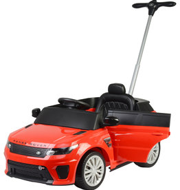 baby store in Canada - KOOL KARZ KOOL KARZ LAND ROVER RANGE ROVER SVR ELECTRIC RIDE ON TOY CAR - RED