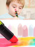 baby store in Canada - JAR MELO JAR MELO WASHABLE SILKY SMOOTH 36 COLORS NON-TOXIC CRAYONS
