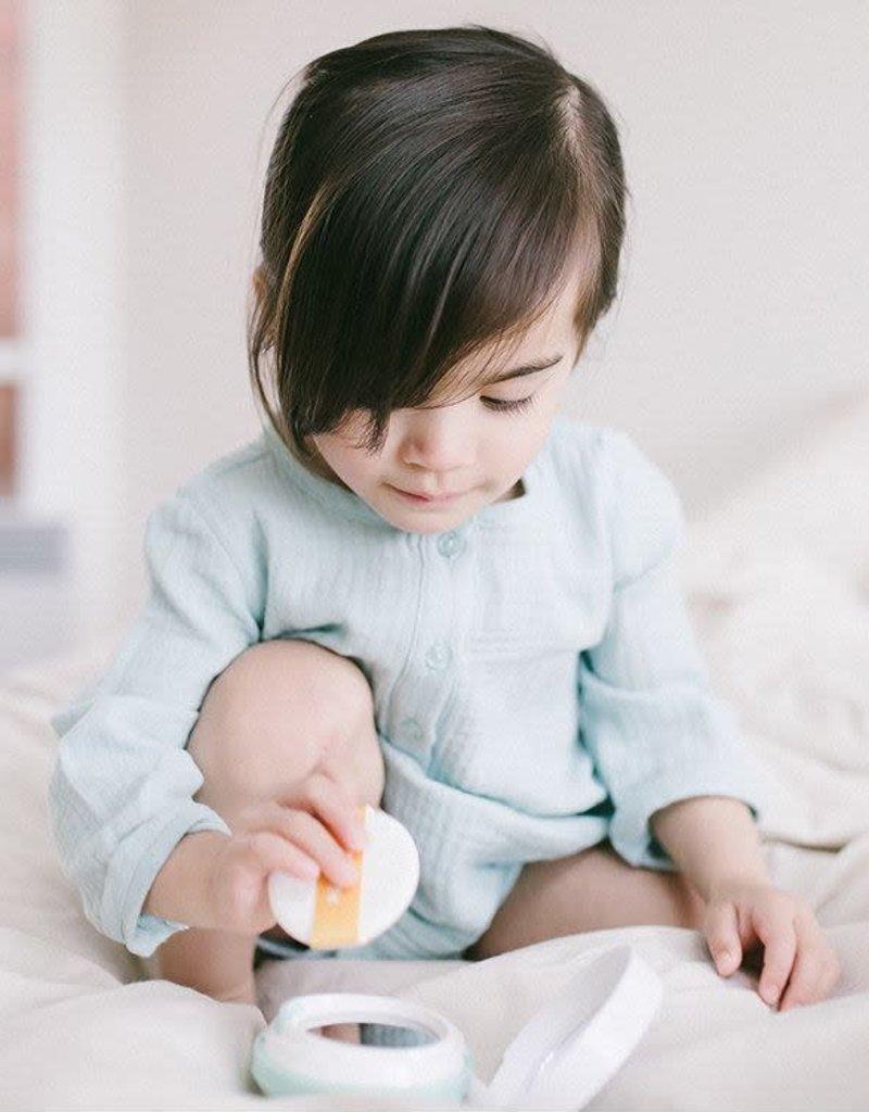 baby store in Canada - ALLGANIC ALLGANIC BABY & KID SUN CUSHION AQUA