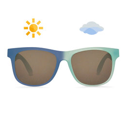 baby store in Canada - REAL SHADES SWITCH SUNGLASSES KIDS LIGHT GREEN/ROYAL BLUE