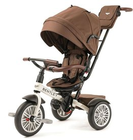 baby store in Canada - BENTLEY Bentley Trike 6 in 1 V2 WHITE SATIN