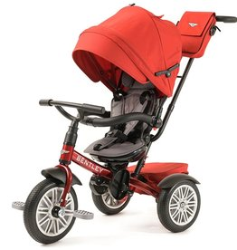 baby store in Canada - BENTLEY Bentley Trike 6 in 1 V2 Dragon Red