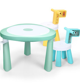 TABLE PLUS TABLE PLUS 6IN1 PLAY TABLE SET