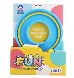 baby store in Canada - UNCLE BUBBLE UNCLE BUBBLE FUN BIG BUBBLE WAND WITH 40Z BUBBLE SOLUTION