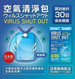 VIRUS SHUT OUT CARD