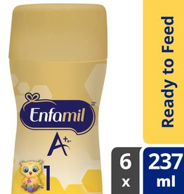 baby store in Canada - MEAD JOHNSON MEAD JOHNSON ENFAMIL A+ INFANT FORMULA STAGE 1 READY TO FEED 6 PACK