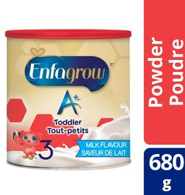 baby store in Canada - MEAD JOHNSON MEAD JOHNSON ENFAGROW A+ TODDLER NUTRITIONAL DRINK STAGE 3 MILK(680G)