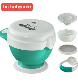 baby store in Canada - BC BABYCARE BC BABYCARE BABY FOOD MASHER (GREEN)