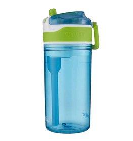 baby store in Canada - CONTIGO CONTIGO SNACK HERO 13OZ CUP BLUE