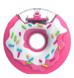 baby store in Canada - FAMILY OUT FAMILYOUT DONUT WATER BOTTLE - CREAM