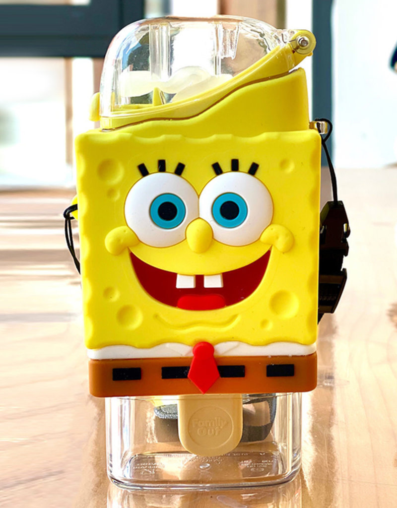 baby store in Canada - FAMILY OUT FAMILYOUT ICE POP WATER BOTTLE - SPONGEBOB