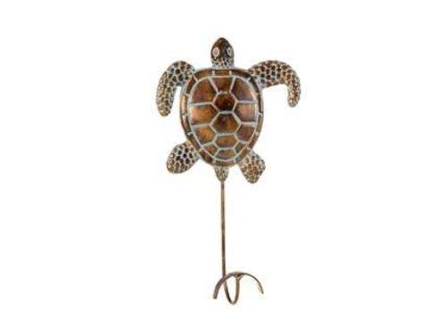 Tropical Tortoise Wall Hook