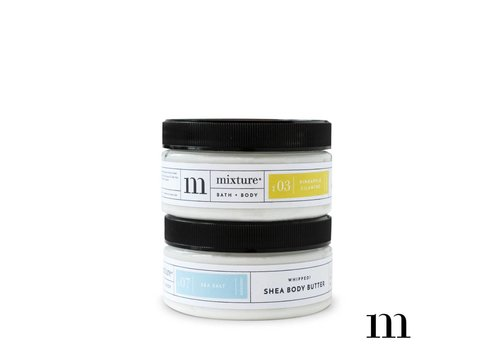 Mixture No. 5 Salt & Sage Whipped Body Butter