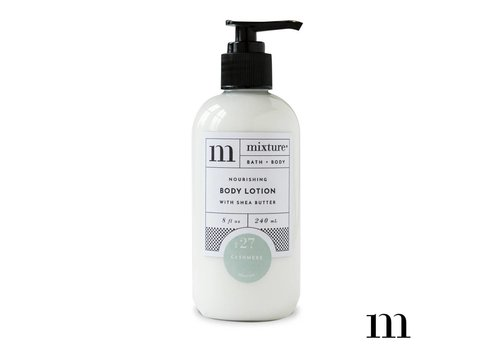 Mixture No. 27 10oz. Cashmere Nourishing Body Lotion