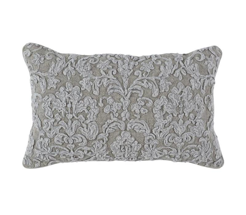 Giselle Natural Pillow 14 x 26