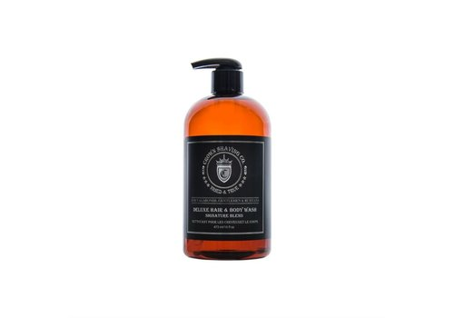 Crown Shaving Deluxe Hair & Body Wash 16fl oz.