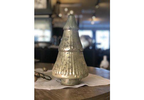 Mercury Glass Tree Medium