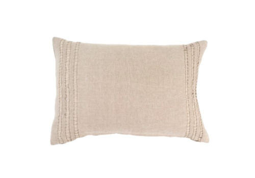 Coventina Cushion 16 x 24 natural