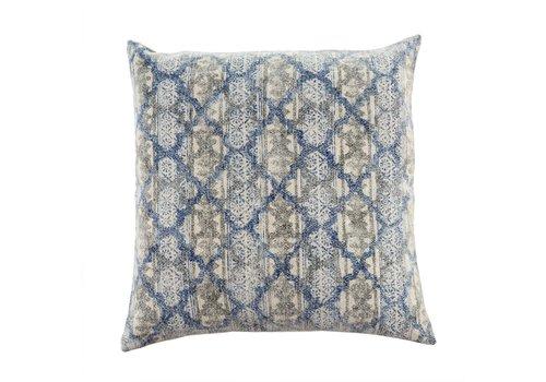 Stonewashed Woven Cushion 24 x 24