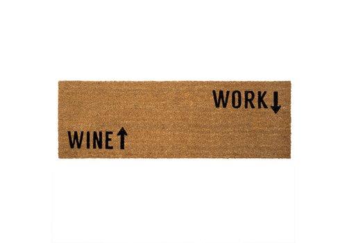 Wine Work Mat
